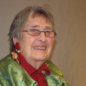 Berit Ås , Kvinneuniversitetets mor fyller 89 år