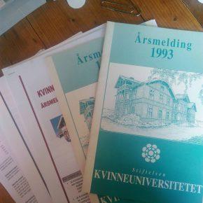 Kvinneuniversitetet på Løten 1983 - 2006