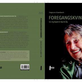 Invitasjon til lansering av boken Foregangskvinner. Oslo 15.november 2018